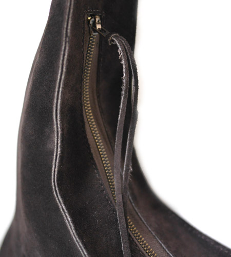 HTC Body Bag Emblem Suede #11 / D Brown