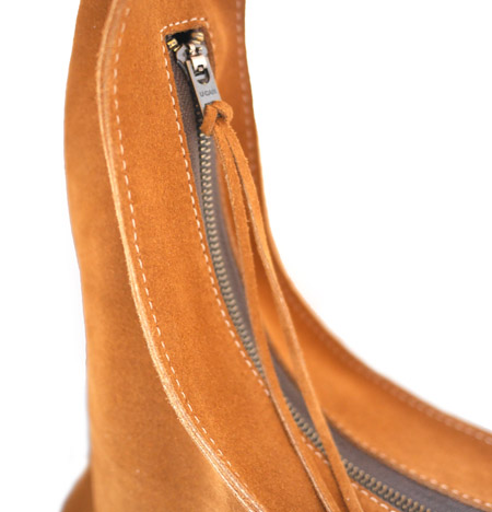 HTC Body Bag Emblem Suede #11 / Camel