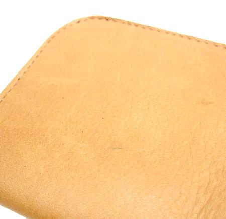 【予約受付】HTC L-zip Wallet Flower Cowhide  #1 TQS N / Cream