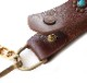 HTC SUNSET Wallet Chain Small Flower #5 TQS B / Brown