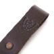 HTC SUNSET Wallet Chain Small Flower #5 TQS B / D Brown