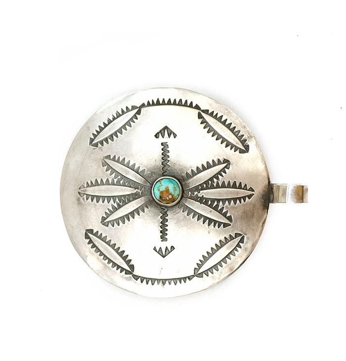 CHAFF DESIGN〔チャフ・デザイン〕 Native Belt Hook Key Concho