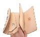 HTC SUNSET Long Wallet Flower #1 TQS N / Natural