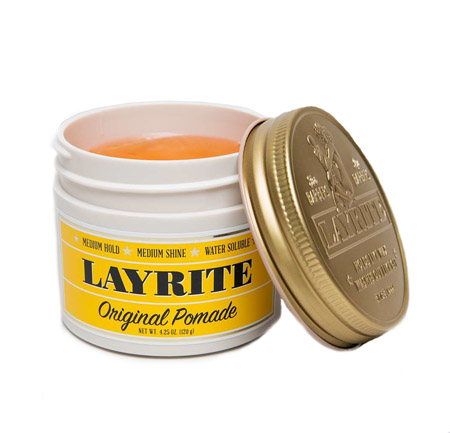 """LAYRITE 〔レイライト〕 DELUXE POMADE """"4.25oz""""/STANDARD"""