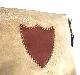 HTC SUNSET 3Way Shoulder Bag Emblem / Beige