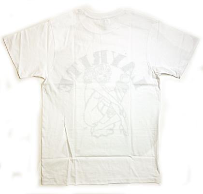 LAYRITE 〔レイライト〕   PIN UP GIRL S/S T-Shirts / WHITE