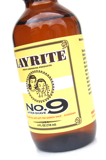 LAYRITE 〔レイライト〕  AFTER SHAVE LOTION