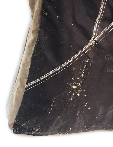 1930〜60s Vintage Fabric Remake Shoulder Bag / No.3