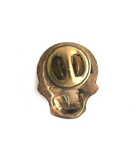 Dead stock Vinatge Skull Pins