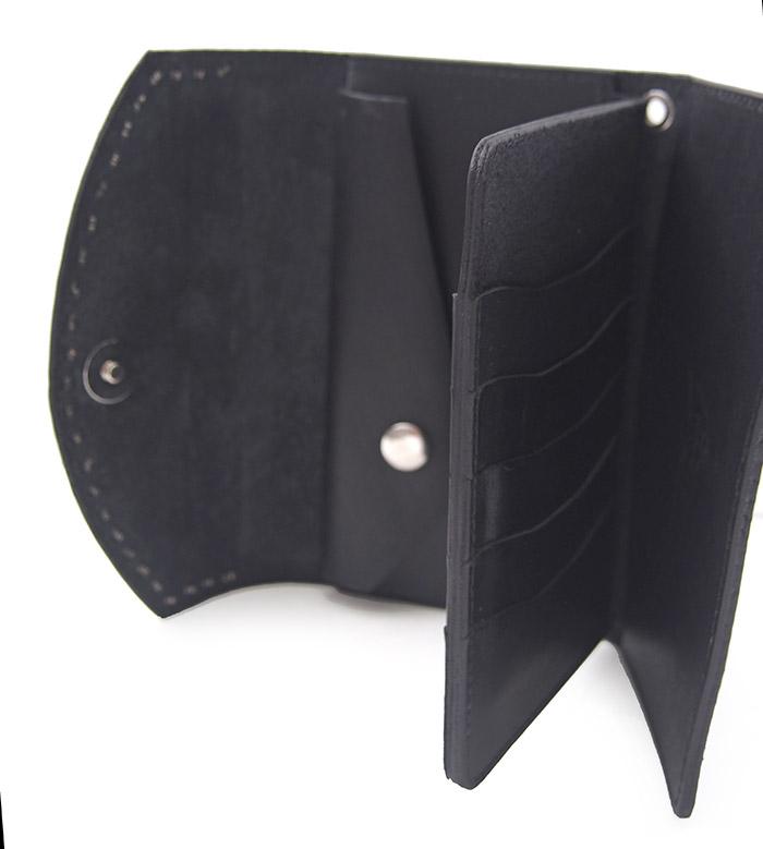 【予約受付】HTC SUNSET Long Wallet Flower & Umbrella #1 TQS N / Black