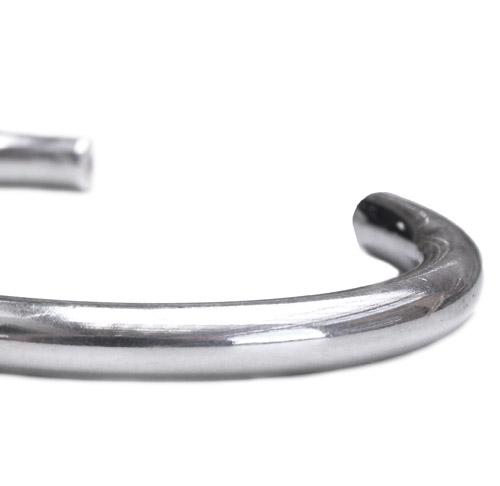 CHAFF DESIGN〔チャフ・デザイン〕C-ROUND SOLID CUFF SV950/ 5.5mm