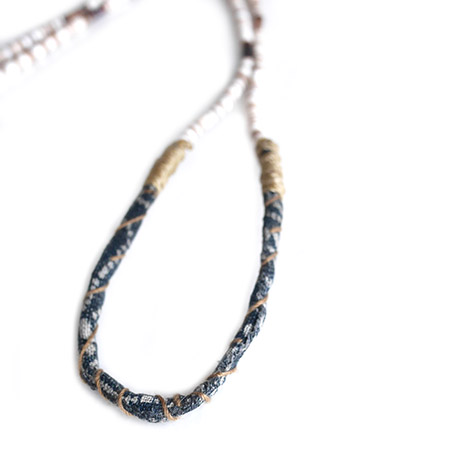 CHAFF DESIGN〔チャフ・デザイン〕CASHEW SHELL NECKLACE