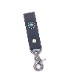 HTC SUNSET Key Holder Snap Flower #1 TQS N / Black
