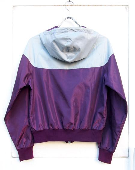 "■50% OFF■1980s Vintage""NIKE""Nylon Parka/Purple"