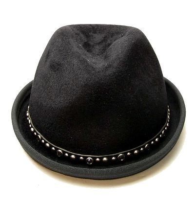 HTC 〔エイチティーシー〕 ハット HAT quot ROCKY  / BLK