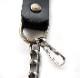 HTC SUNSET Wallet Chain Small Flower #5 TQS N /  Black