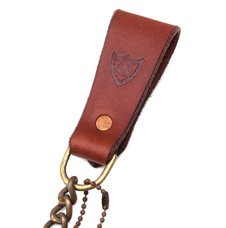 HTC Wallet Chain Flower #5 TQS B / Brown