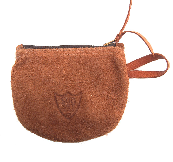 HTC SUNSET Multi Pouch Suede / Camel