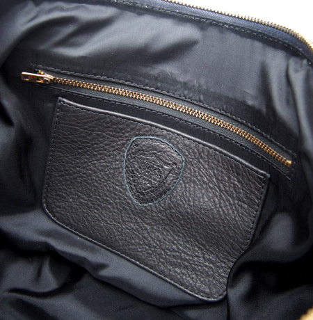 HTC Boston Bag Emblem N / Black