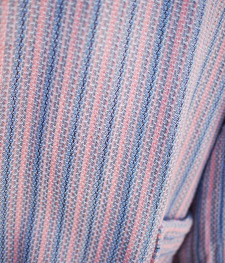 Vintage Stripe Pajamas Shirts