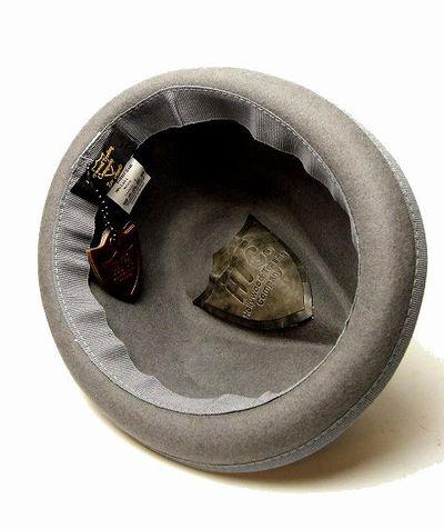 HTC 〔エイチティーシー〕 ハット Hat quot ROCKY / GREY