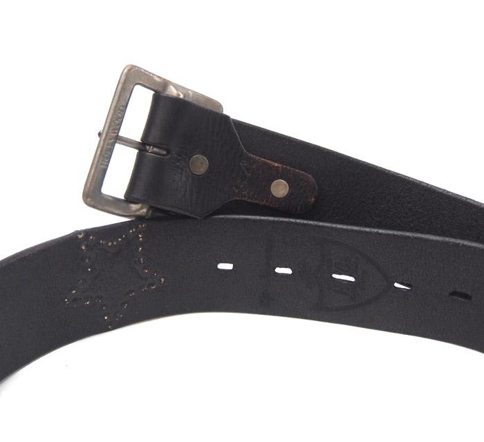 ■OUTLET■HTC Belt Stingray Star Studs / Black