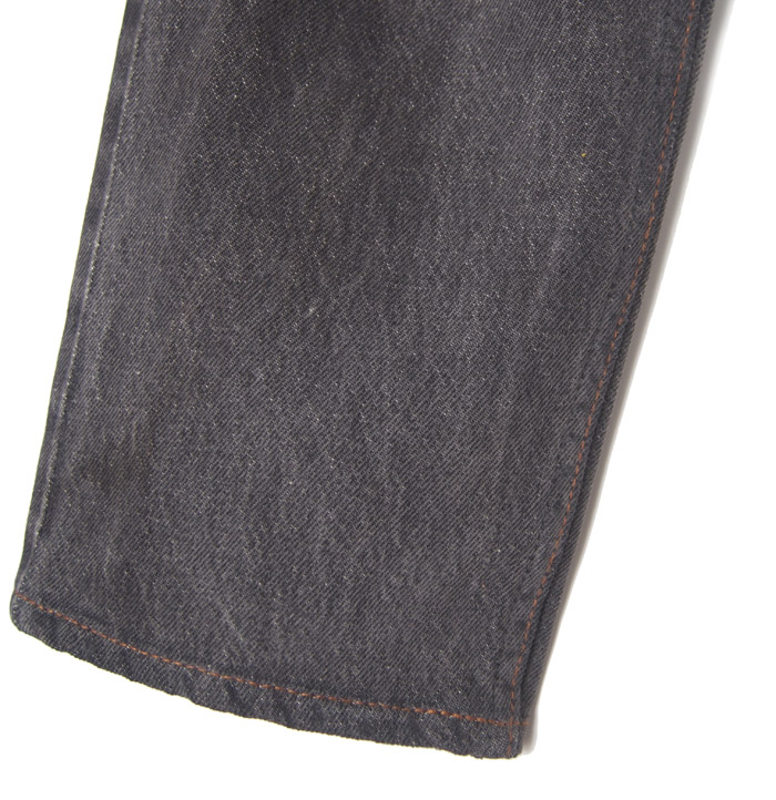 HTC DENIM DOCTORS〔エイチティーシー・デニムドクターズ〕 デニム Vintage Remake Shadow Poket Black Denim / LEVIS�