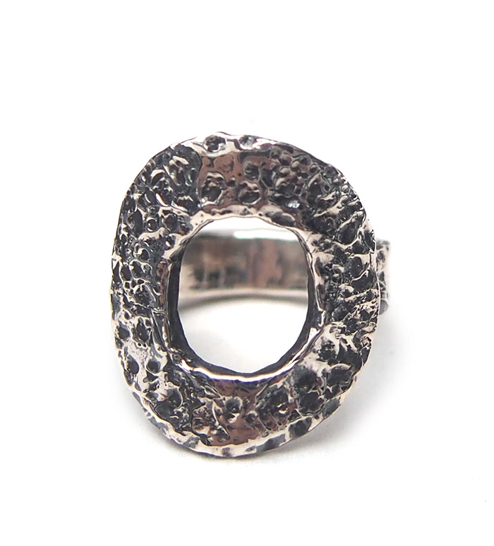 ◆Sample Sale◆CHAFF DESIGN African folk coin Ring