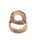 ◆Sample Sale◆CHAFF DESIGN African folk coin Gold Ring