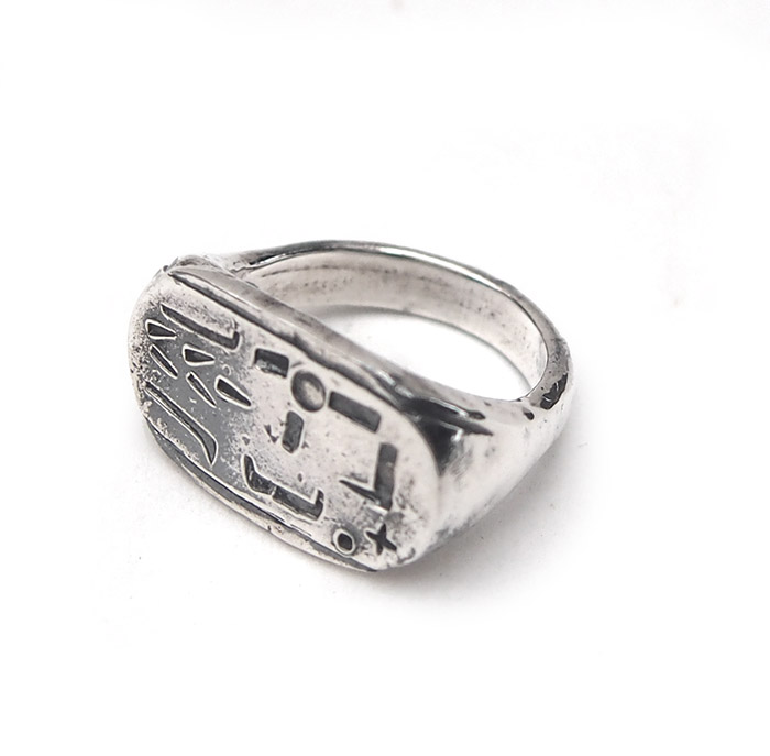 ◆Sample Sale◆CHAFF DESIGN African hieroglyph Ring