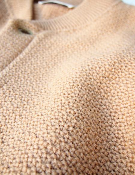"1970s Vintage""Brookshire"" Button Wool Cardigan"