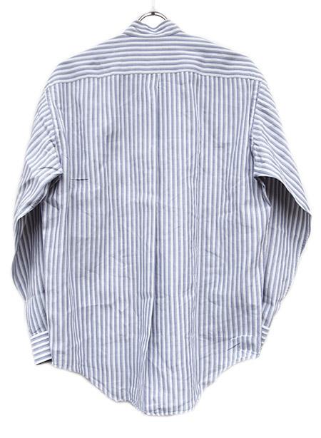"■50% OFF■1990s ""ISSEY MIYAKE"" Stand Collar Stripe Shirts"