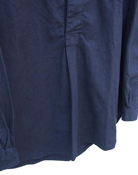Vintage Sweden  Military Indigo Pullover Shirts