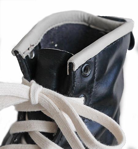 "IrregulaR by ZIP STEVENSON 【イレギュラー】 別注 ヴィンテージリメイク ホワイトソールジャンプブーツ""ターコイズストーン"" 2016�/ US9"