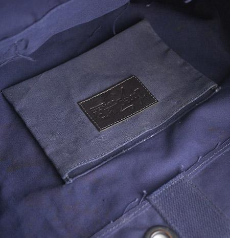 IrregulaR by ZIP STEVENSON 【イレギュラー】ヴィンテージリメイク ミリタリーショルダーバッグ /NAVY�