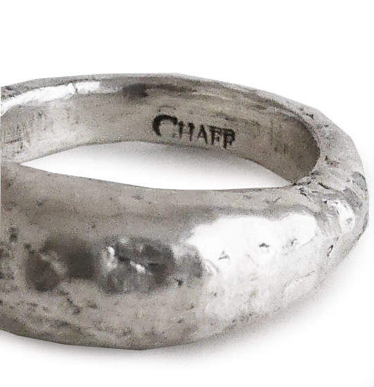 CHAFF DESIGN〔チャフ・デザイン〕リング SIMPLE BREAD RING