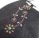 HTC SUNSET Pouch Flower #1 TQS MIX / Black