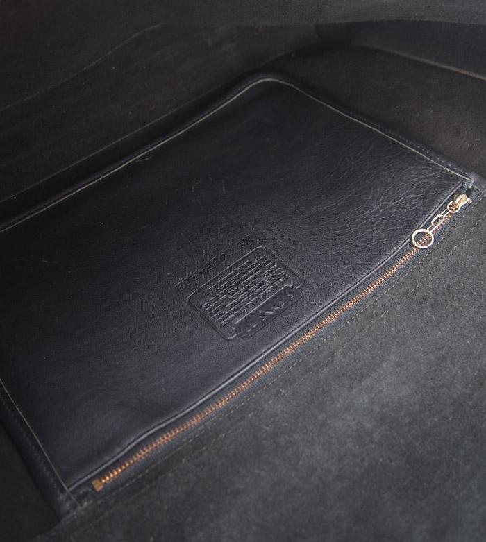 "PANTY Original Design ""OLD COACH"" Vintage Remake Tote Bag / No.28"
