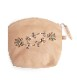 HTC SUNSET Pouch Bag Flower #1 TQS MIX / Natural