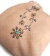 HTC SUNSET Pouch Flower #1 TQS MIX / Natural
