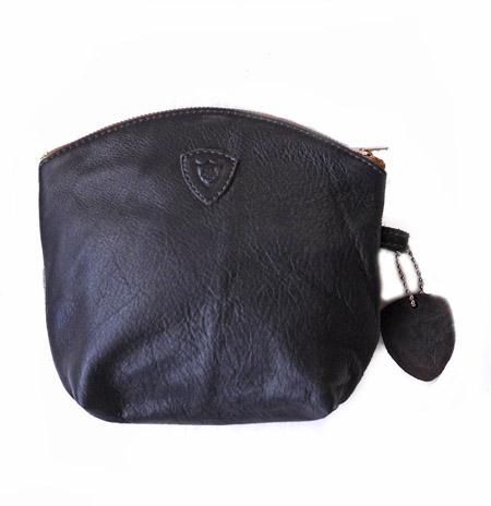 HTC SUNSET Pouch Bag Flower #1 TQS MIX / D Brown