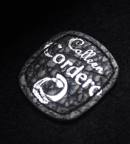 CALLEEN CORDERO【キャリーンコデロ】 クラッチバッグ EMU Zip Clutch / BLAKARIZ Black