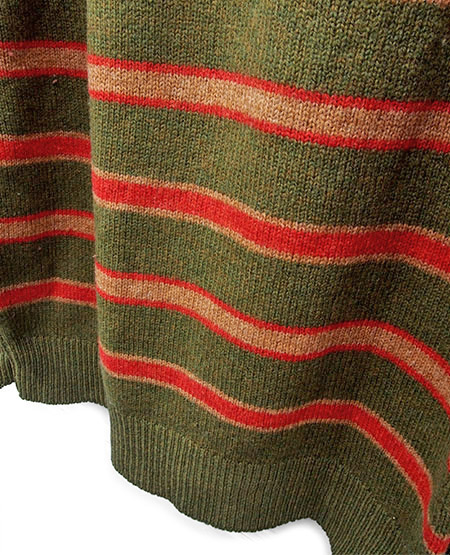 "1970s Vintage ""Hastings by Alan Paine"" Shetland Wool Sweater"