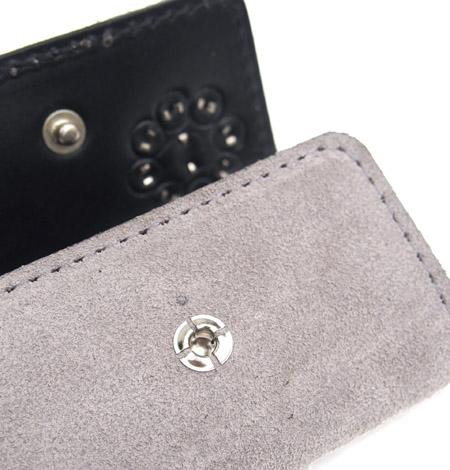 HTC Key Case Flower Suede #2 TQS N / Gray