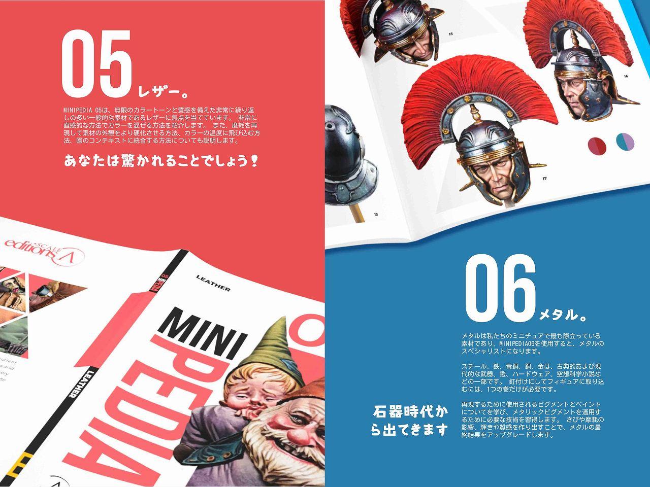 スケール75 SEB-010JP MINIPEDIA 日本語版