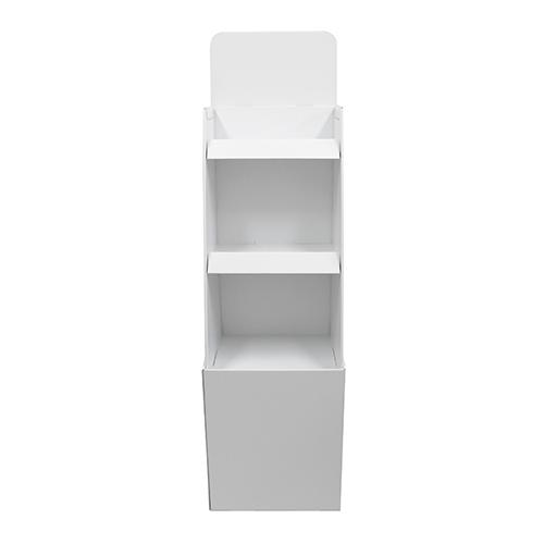 3段フロア什器 棚タイプ(W450*D400*H1600)