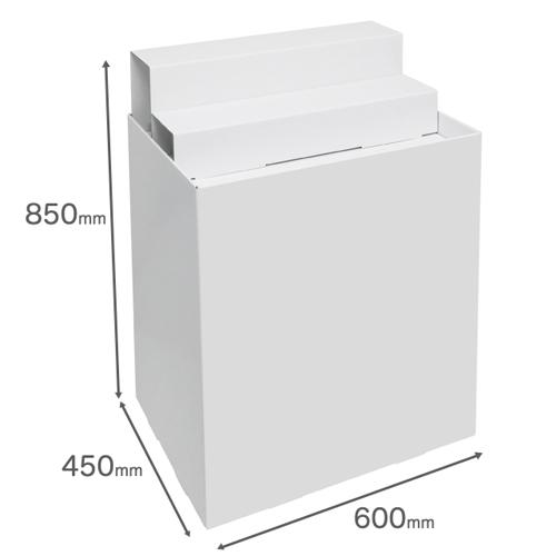 平置台ひな壇付き(W600*D450*H850)