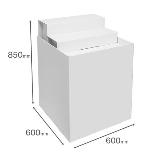 平置台ひな壇付き(W600*D600*H850)