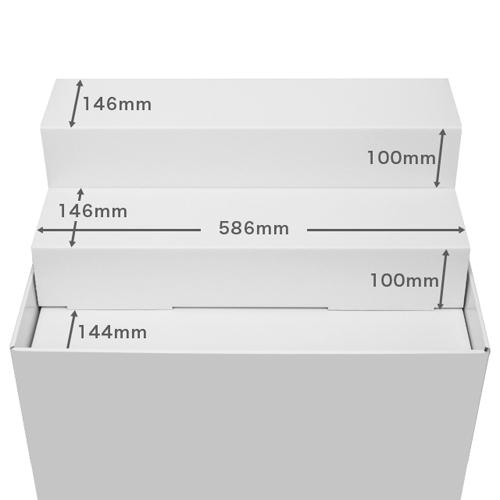 平置台ひな壇付き(W600*D450*H950)