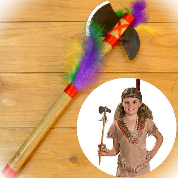 ハロウィン 衣装 子供 ルービーズ インディアン 斧 コスチューム アクセサリー 小道具 Rubie's 437